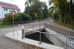 Brücke über die Stille in Schmalkalden