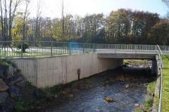 Brücke über die Werra in Sachsenbrunn