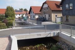 Kaltensundheim Brücke am Königsgässchen über die Felda
